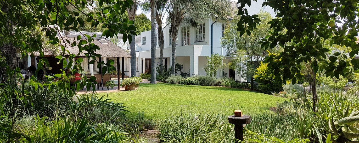 Self-Catering / Bed&Breakfast Accommodation in Fourways